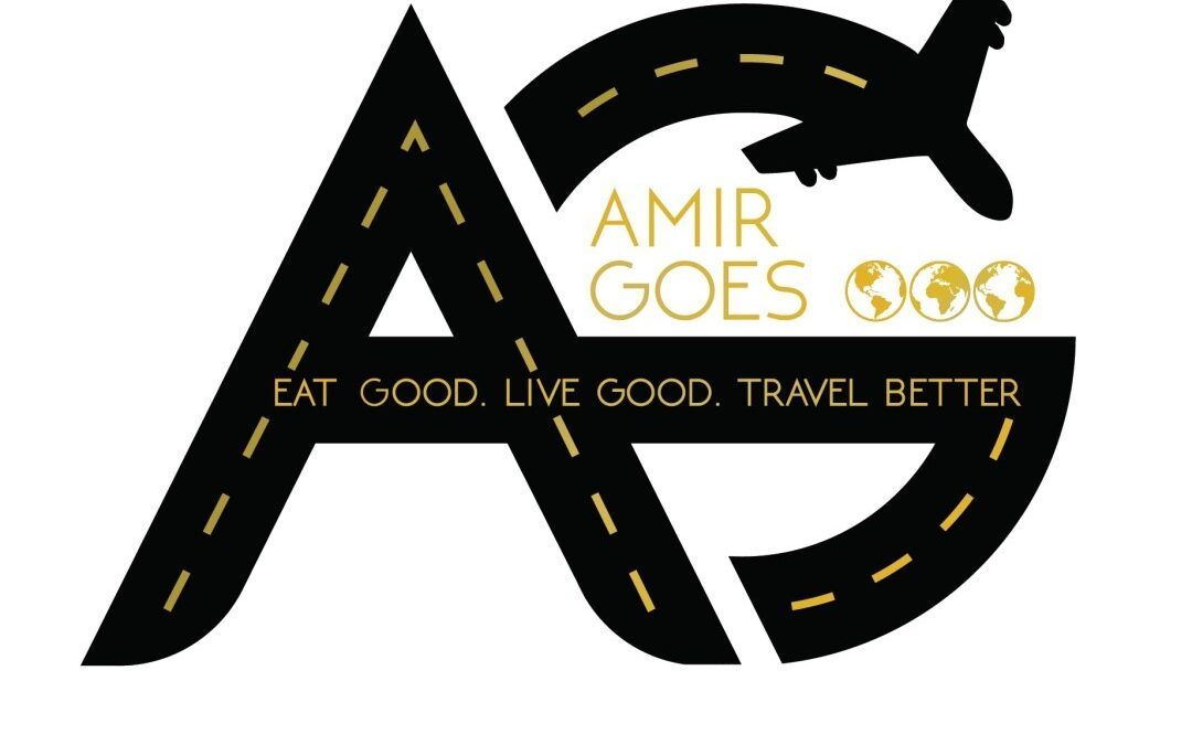 Eat Good. Live Good. Travel Better. WELCOME TO AMIR GOES…
