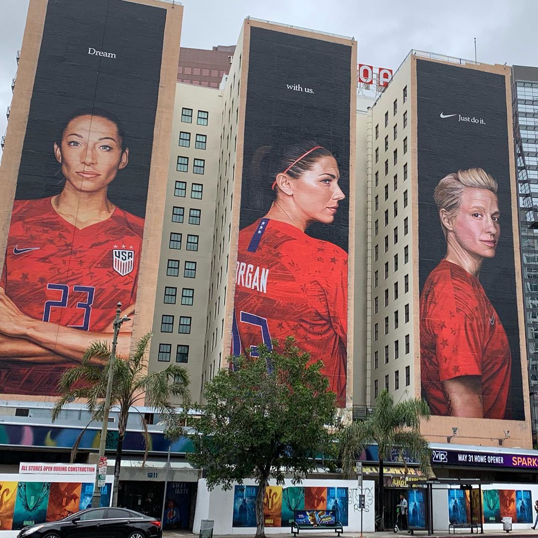 The World Cup final Final is July 7, 2019 in Paris 🤔🤔I think USA WOMEN will be in the final and will be coming for that back to back ! What say you?