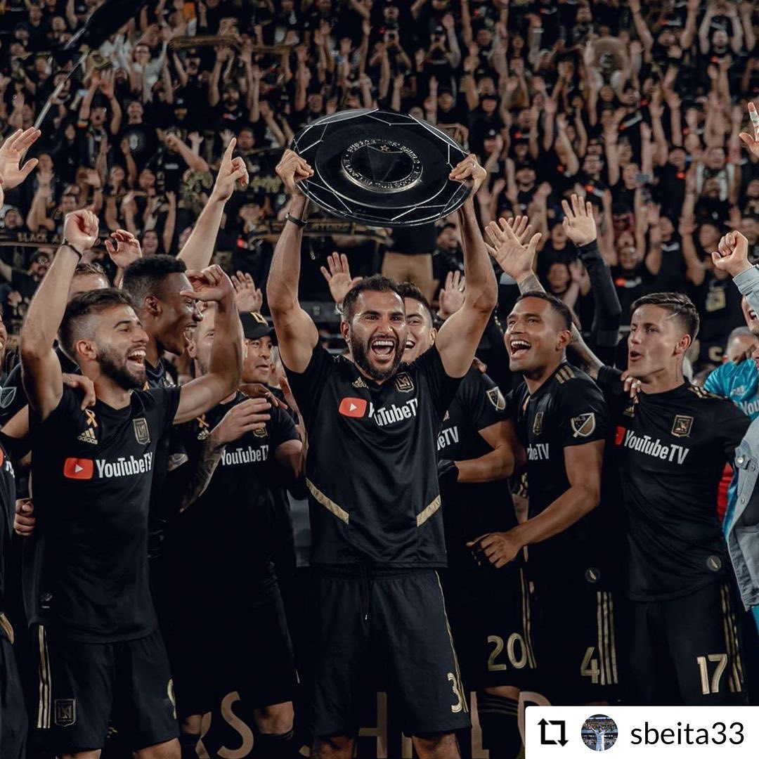I just finished reading @wbobbyw picks for @mls 2010s Team of the Decade Starting XI! Very proud of my fellow iranian, he made the decision to start supporting @lafc a no brainer! Persians don't have a ton of players to root for stateside so it's an honor to know that we have the best MLS defender in history on our side! Better than anything else he is the nicest athlete I have ever met! Congrats Beita! @sbeita33 I'll keep bringin my 🇮🇷 flag wherever u end up my friend but they better resign u dadash! :)
