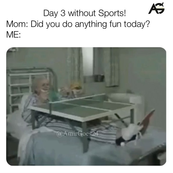 Saturdays used to be so much fun! My mom said I could be productive while sports isn't on but sports IS PRODUCTION! Anyways, taking it a day at a time  if u have an idea of something fun to do please COMMENT lol . . . . .