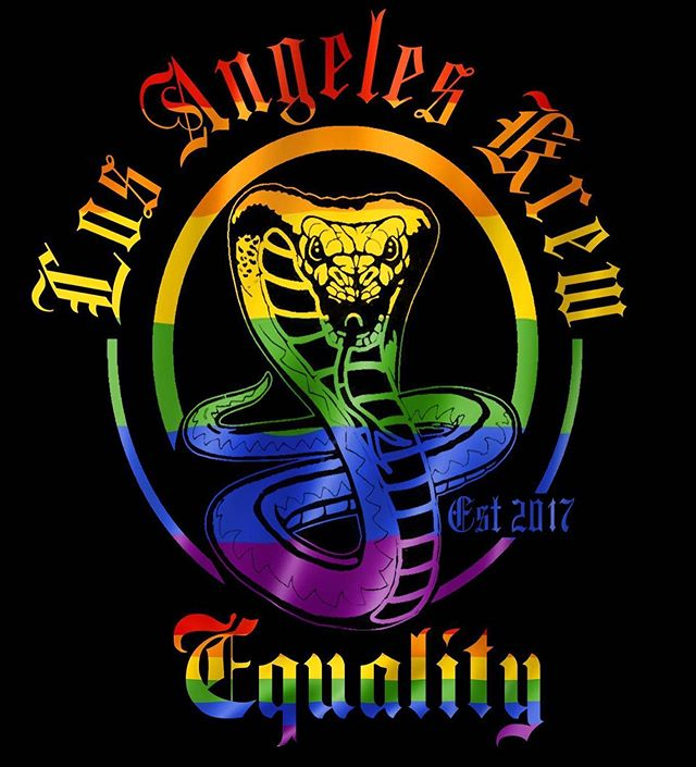 Equality for All...Love is Love ...Love wins . . . . . @lafckrew