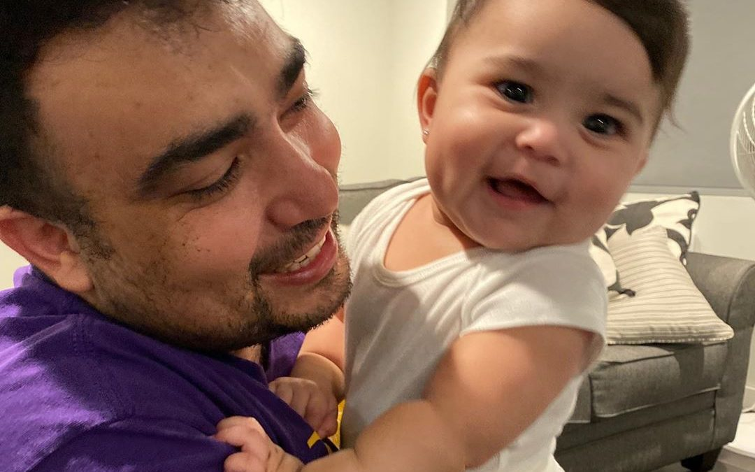 Happy Father's Day to all the fathers and the father figures! I'm forever grateful to have Mila and Monica in my life! A game changer and I couldn't be happier to spend my 1st Father's Day with them   . . . . .