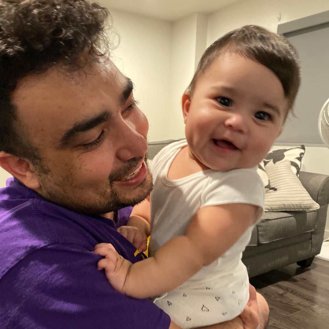 Happy Father's Day to all the fathers and the father figures! I'm forever grateful to have Mila and Monica in my life! A game changer and I couldn't be happier to spend my 1st Father's Day with them  ⁣ .⁣ .⁣ .⁣ .⁣ .⁣