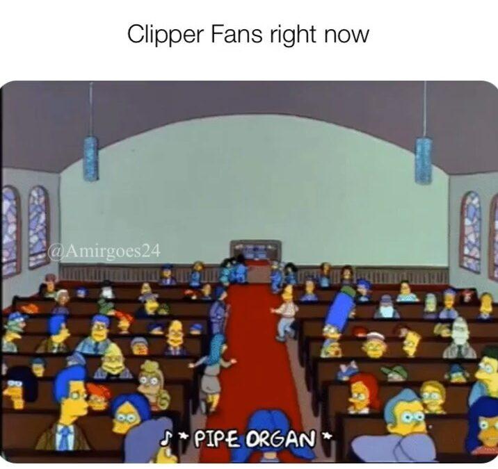 Bye bye Clippers Bye Byeeeeeee…feels good to see them lose 1,000%! Haha clippers Ha Ha don't forget LA Basketball belongs to The Lakers baby!!!  . . . . .
