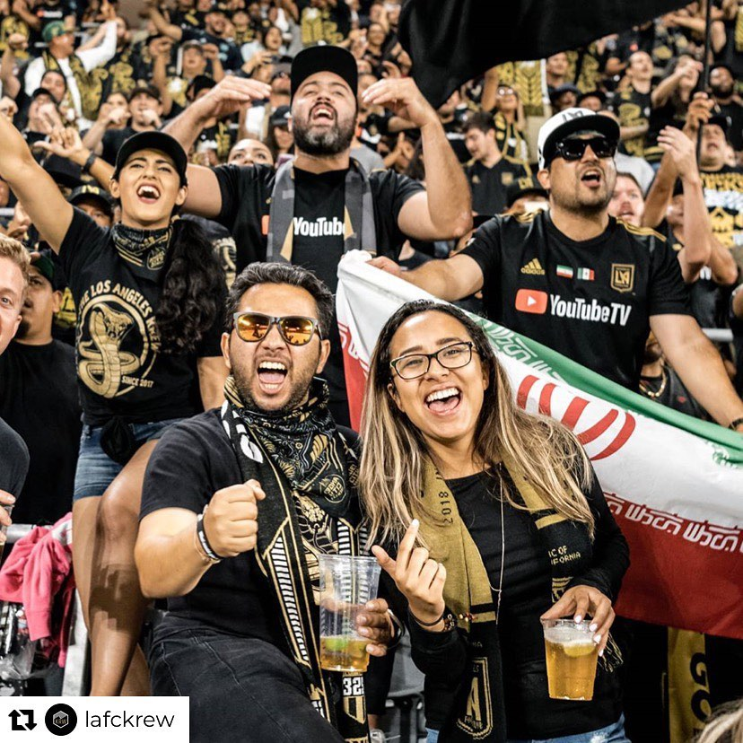 GameDay! LAFC vs Houston at 7:30 tonight! Make it an LA trifecta LAFC ! 8 more wins !  I would retire if that happens lol jk! @lafckrew @kckealoha @shivam_desai I miss live sports but f it and bring on the championships if that's what it's goin to take  📸: @rubenc_photography  . . . . .