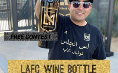 Free Contest Rules, You Must do ALL 3 to be entered: Follow  Subscribe on YouTube to MahboobTubeTV  Go to amirgoes.com , click on the Exclusive offers tab, and complete the form! (Link in bio) Easy Peasy! Just in time for the Holidays, this LAFC wine bottle by  could be yours! Winner will be announced on Saturday, Nov 21st at 1:20 pm pt right here on my Instagram Live ! Good luck everyone! ⁣ .⁣ .⁣ .⁣ .⁣ .⁣