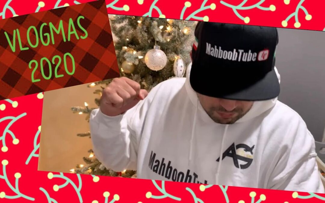 Late last night I found out about a thang called Vlogmas 2020 so I said f it I'm in lol…Every Day of December I will post a vlog or video on my YouTube page… EVERYDAY! I hope it will create some consistency and get my creative juices flowing! ill be opening up about my life, what I have planned, Product reviews, anything sports related, and how my day to day life goes! I want to open up about my journey through life, how I got here and where I'm going! Sidenote: December is a bigggg month for me lll Hope you enjoy , the link is in my bio! ⁣ .⁣ .⁣ .⁣ .⁣ .⁣